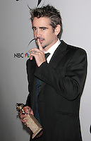 Irish actor Colin Farrell arrives at the NBC/Universal Pictures/Focus Features Golden Globes after party at the Beverly Hilton Hotel, Beverly Hills, California, USA, on January 11, 2009.  The Golden Globes honour excellence in film and television.
