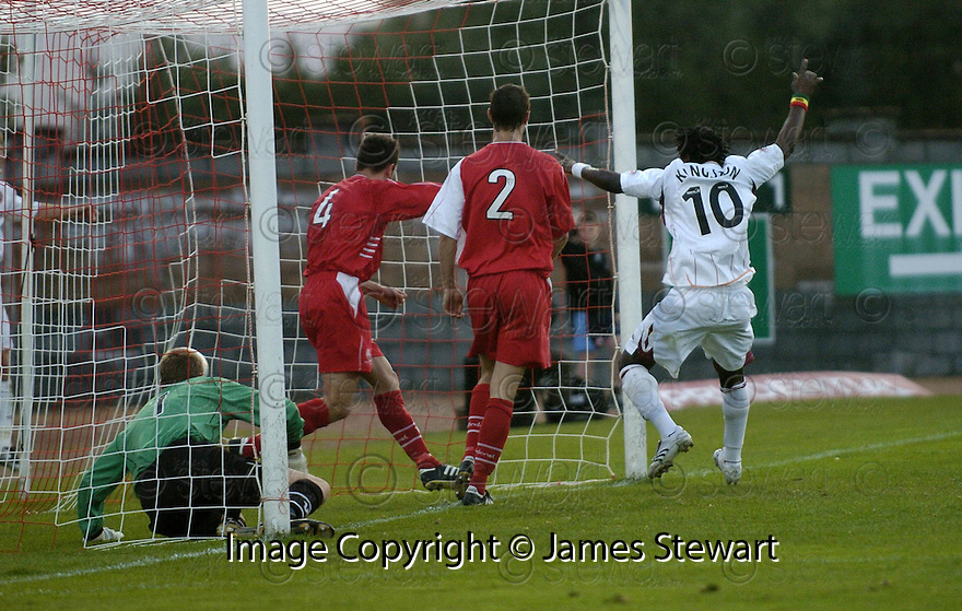 28/08/2007       Copyright Pic: James Stewart.File Name : sct_jspa10_stirling_v_hearts.ANDREEW DRIVER'S SHOT COMES OFF STIRLING'S LAURI ELLIS FOR HEARTS FIRST.James Stewart Photo Agency 19 Carronlea Drive, Falkirk. FK2 8DN      Vat Reg No. 607 6932 25.Office     : +44 (0)1324 570906     .Mobile   : +44 (0)7721 416997.Fax         : +44 (0)1324 570906.E-mail  :  jim@jspa.co.uk.If you require further information then contact Jim Stewart on any of the numbers above........