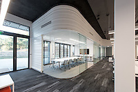 Interior of the newly remodeled Hameetman Career Center, AGC, Oct. 8, 2015.<br /> (Photo by Marc Campos, Occidental College Photographer)