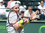 John Isner (USA) defeats Hyeon Chung (KOR) by 6-1, 6-4