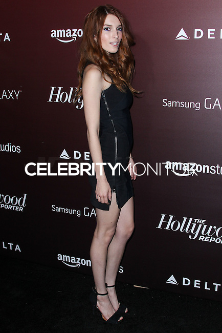 WESTWOOD, CA - NOVEMBER 06: Dani Thorne at The Hollywood Reporter's Next Gen 20th Anniversary Gala held at the Hammer Museum on November 6, 2013 in Westwood, California. (Photo by Xavier Collin/Celebrity Monitor)