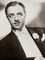 The Great Ziegfeld (1936) <br /> William Powell<br /> *Filmstill - Editorial Use Only*<br /> CAP/MFS<br /> Image supplied by Capital Pictures