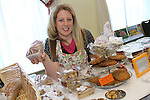 "Julie Aspell from ""Julie Annes"" at the Christmas Craft Fair in The Boyne Valley Hotel...(Photo credit should read Jenny Matthews www.newsfile.ie)....This Picture has been sent you under the conditions enclosed by:.Newsfile Ltd..The Studio,.Millmount Abbey,.Drogheda,.Co Meath..Ireland..Tel: +353(0)41-9871240.Fax: +353(0)41-9871260.GSM: +353(0)86-2500958.email: pictures@newsfile.ie.www.newsfile.ie."