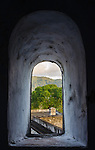 View from a watch tower at Fort Belgica, Banda Neira.