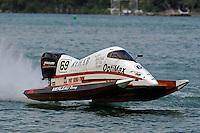 26  July, 2009, Trenton, Michigan USA.Jimmie Merleau (#69).©2009 F.Peirce Williams USA.SST-120 class