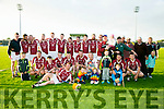 Causeway winners of the County Intermediate Hurling Final against Kilmoyley at Austin Stack Park on Sunday