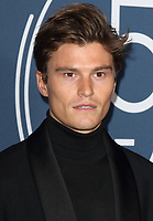 Oliver Cheshire at the IWC Schaffhausen Gala Dinner in honour of the BFI at the Electric Light Station, Shoreditch, London on October 9th 2018<br /> CAP/ROS<br /> ©ROS/Capital Pictures