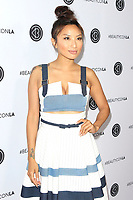 LOS ANGELES - AUG 12: Jeannie Mai at the 5th Annual BeautyCon Festival Los Angeles at the Convention Center on August 12, 2017 in Los Angeles, California