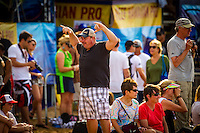 HONOLULU - (Thursday, November 15, 2012) -- The REEF Hawaiian Pro at Haleiwa Ali'i Beach Park - the first jewel of the $1million Vans Triple Crown of Surfing was ready for an 8am start this morning but was put on hold till 12.30 pm because of small surf conditions.  As the surf increased during the afternoon the first 12 heats of the Round of 128 were completed with Mason Ho (HAW) scoring the 'wave of the day' on the last wave of the last heat. Ho scored a double barrel to easily win his heat.  Photo: joliphotos.com