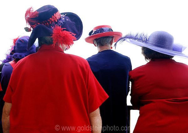 Red Hat Ladies Fredericksburg, VA April 2008