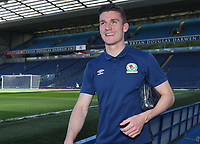 Blackburn Rovers' Darragh Lenihan <br /> <br /> Photographer Rachel Holborn/CameraSport<br /> <br /> The EFL Sky Bet League One - Blackburn Rovers v Oxford United - Saturday 5th May 2018 - Ewood Park - Blackburn<br /> <br /> World Copyright &copy; 2018 CameraSport. All rights reserved. 43 Linden Ave. Countesthorpe. Leicester. England. LE8 5PG - Tel: +44 (0) 116 277 4147 - admin@camerasport.com - www.camerasport.com