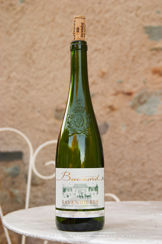 Savennieres 2003. Domaine des Baumard, Rochefort, Anjou, Loire, France