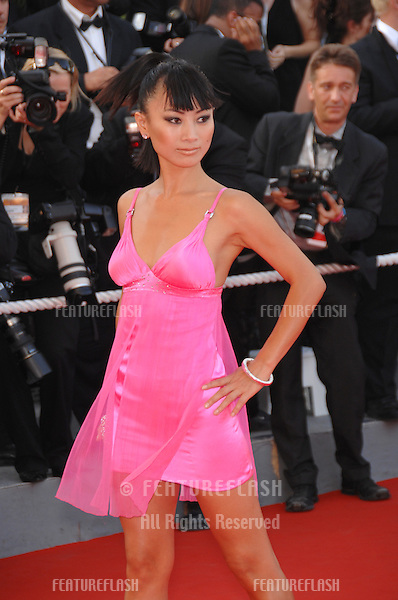 "Bai Ling at world premiere for ""Ocean's Thirteen"" at the 60th Annual International Film Festival de Cannes..May 24, 2007  Cannes, France..© 2007 Paul Smith / Featureflash"