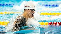 KOSTIN Oleg RUS<br /> 100  breaststroke men<br /> heats<br /> FINA Airweave Swimming World Cup 2015<br /> Doha, Qatar 2015  Nov.2 nd - 3 rd<br /> Day0 - Nov. 1 st<br /> Photo G. Scala/Deepbluemedia/Insidefoto