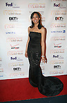 Brie Bythewood Wearing Zang Toi Attends the 7th Annual Evidence Gala...A Breath of Spring Hosted by Law & Order Actress Tamara Tunie and Jazz Vocalist Gregory Generet Held at The Grand Ballroom at Manhattan Center, NY  4/12/2011