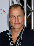 """WESTWOOD, CA. - December 16: Actor Woody Harrelson arrives at the Los Angeles premiere of """"Seven Pounds"""" at Mann's Village Theater on December 16, 2008 in Los Angeles, California."""
