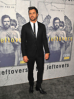 www.acepixs.com<br /> <br /> April 4 2017, LA<br /> <br /> Justin Theroux arriving at the premiere of HBO's 'The Leftovers' Season 3 at Avalon Hollywood on April 4, 2017 in Los Angeles, California. <br /> <br /> By Line: Peter West/ACE Pictures<br /> <br /> <br /> ACE Pictures Inc<br /> Tel: 6467670430<br /> Email: info@acepixs.com<br /> www.acepixs.com