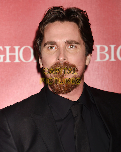 PALM SPRINGS, CA - JANUARY 02: Actor Christian Bale attends the 27th Annual Palm Springs International Film Festival Awards Gala at Palm Springs Convention Center on January 2, 2016 in Palm Springs, California.<br /> CAP/ROT/TM<br /> &copy;TM/ROT/Capital Pictures