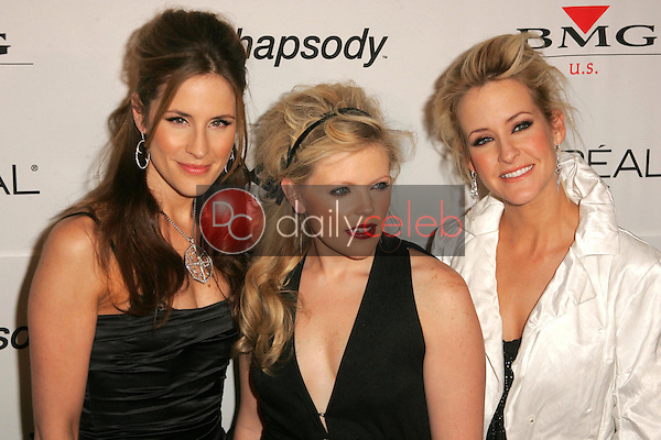 The Dixie Chicks<br />at Clive Davis's Annual Pre Grammy Extravaganza. the Beverly Hilton, Beverly Hills, CA. 02-07-06<br />Dave Edwards/DailyCeleb.com 818-249-4998