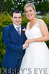Eimear Moriarty and Simon Wall were married at st. Brendan's Church Curraheen  by Fr. Nolan on Friday 16th June 2017 with a reception at Ballygarry House hotel