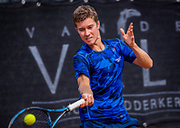 Rotterdam, Netherlands, August21, 2017, Rotterdam Open, Tom Clavel (NED)<br /> Photo: Tennisimages/Henk Koster