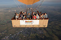 20170226 February 26 Hot Air Balloon Gold Coast