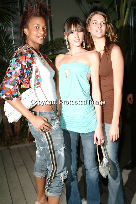 .A. Models Char Michelle, Kira, Veronica Taylor<br />