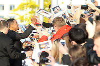 Will Smith with fans attending MEN IN BLACK 3 premiere at O2 World. Berlin, Germany, 14.05.2012...Credit: Semmer/face to face.. /MediaPunch Inc. ***FOR USA ONLY***