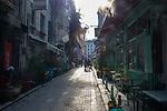Street Scene, Fatih, Istanbul
