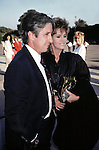 Jane Fonda and Tom Hayden<br /> September 1986<br /> Los Angeles, CA