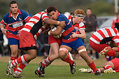 080607CMRFU Club Rugby - Ardmore Marist v Karaka