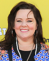 SANTA MONICA, CA, USA - NOVEMBER 16: Melissa McCarthy arrives at the P.S. ARTS Express Yourself 2014 held at The Barker Hanger on November 16, 2014 in Santa Monica, California, United States. (Photo by Celebrity Monitor)