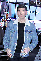 NEW YORK, NY - January 10: Ben Aaron at Good Morning America to promote the new show Pickler & Ben on January 10, 2019 in New York City. Credit: RW/MediaPunch