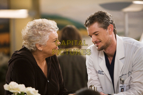 "TYNE DALY, ERIC DANE.in Grey's Anatomy (season 5, episode 12 ""Sympathy for the Devil"").*Filmstill - Editorial Use Only*.CAP/NFS.Supplied by Capital Pictures."