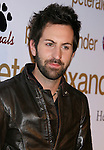 LOS ANGELES, CA. - October 22: Musician Josh Kelley arrives at the Peter Alexander Flagship Boutique Grand Opening And Benefit on October 22, 2008 in Los Angeles, California.
