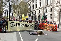 APR 15 Extinction Rebellion Road Block Demo