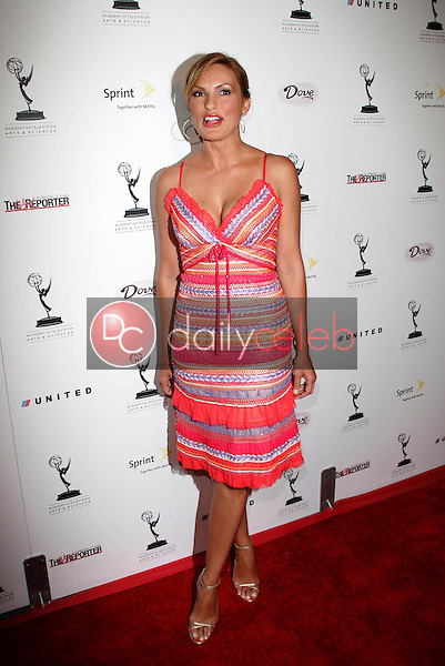 Mariska Hargitay<br />at the party honoring the 57th Annual Primetime Emmy Awards Nominees for Outstanding Performing Talent, hosted by the Academy of Television Arts and Sciences. Spago, Beverly Hills, CA. 09-16-05<br />Dave Edwards/DailyCeleb.Com 818-249-4998
