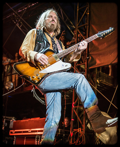 Tom Petty photographed at Lockn Music Festival in Arrington, VA September 6, 2014©Jay Blakesberg /MediaPunch