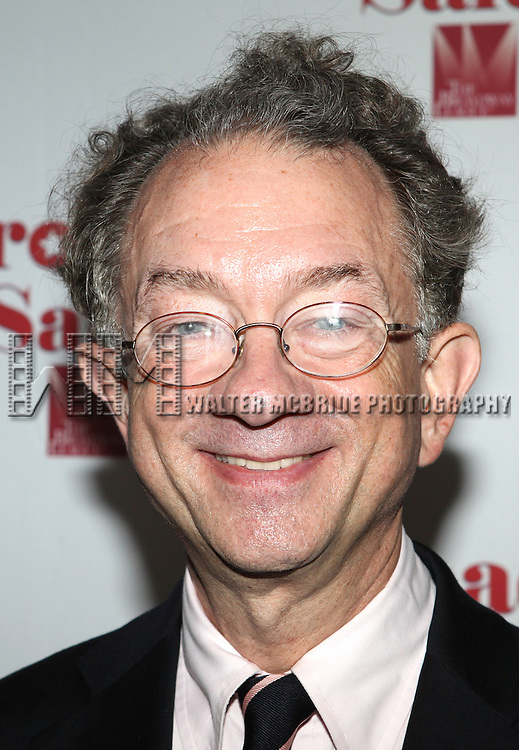 William Ivey Long attending the 'Broadway Salutes' honoring those who make Broadway Great at the Timers Square Visitors Center in Times Square,  New York City on 9/20/2012.