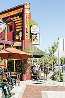 Buster's, South Pasadena, California.