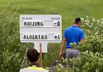 OOSTERHOUT - Nationaal Open 2010 heren op de Oosterhoutse Golf.  Winnaar werd Daan Huizing.  COPYRIGHT KOEN SUYK