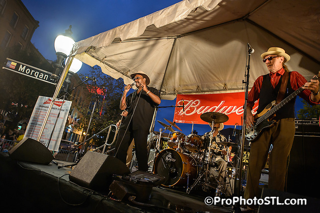 Big Muddy Blues Festival 2012 at Laclede Landing in St. Louis, MO on Sept 2, 2012.