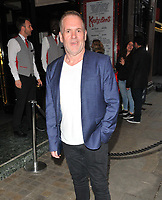 Chris Moyles at the &quot;Kinky Boots&quot; gala performance, Adelphi Theatre, The Strand, London, England, UK, on Tuesday 29 May 2018.<br /> CAP/CAN<br /> &copy;CAN/Capital Pictures
