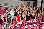 Honor Hurley, Tralee, celebrating her 40th Birthday with family and friends at Cassidys on Saturday