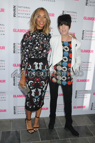 19 September 2015 - Los Angeles, California - Leona Lewis, Diane Warren. 4th Annual Women Making History Brunch held at the Skirball Cultural Center. Photo Credit: Byron Purvis/AdMedia