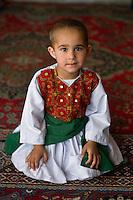 Afghan Institute of Learning, children in nursery school