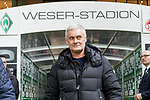 12.03.2018, Weser Stadion, Bremen, GER, 1.FBL, Werder Bremen vs 1.FC Koeln, im Bild<br /> Armin Veh (Gesch&auml;ftsf&uuml;hrer / Geschaeftsfuehrer, Sportchef 1. FC Koeln)<br /> <br /> Foto &copy; nordphoto / Kokenge