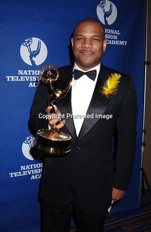 Kevin Clash ..in the Press Room at The 33rd Annual Daytime Emmy  Creative Arts Awards on April 22, 2006 at the Marriott Marquis Hotel in New York. ..Robin Platzer, Twin Images