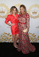 PASADENA, CA - FEBRUARY 9: Candace Cameron Bure, Jodie Sweetin, at the Hallmark Channel and Hallmark Movies &amp; Mysteries Winter 2019 TCA at Tournament House in Pasadena, California on February 9, 2019. <br /> CAP/MPI/FS<br /> &copy;FS/MPI/Capital Pictures