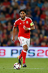 Ashley Williams of Wales during the World Cup Qualifying Group D match at the Cardiff City Stadium, Cardiff. Picture date 2nd September 2017. Picture credit should read: Simon Bellis/Sportimage
